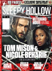 Sleepy Hollow issue 2 cover